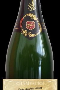 Champagne étiquette personnalisée
